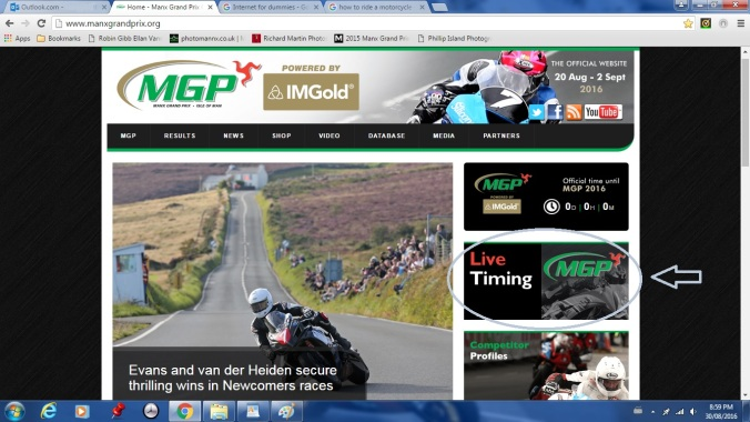 how to manx page