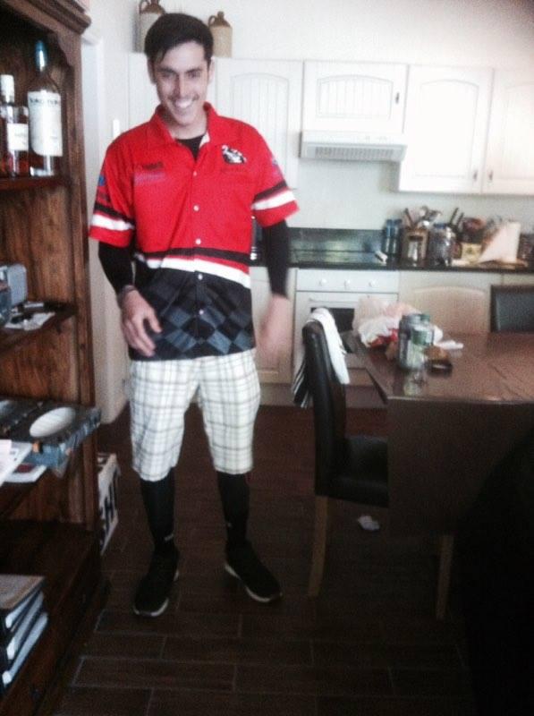 roy shorts
