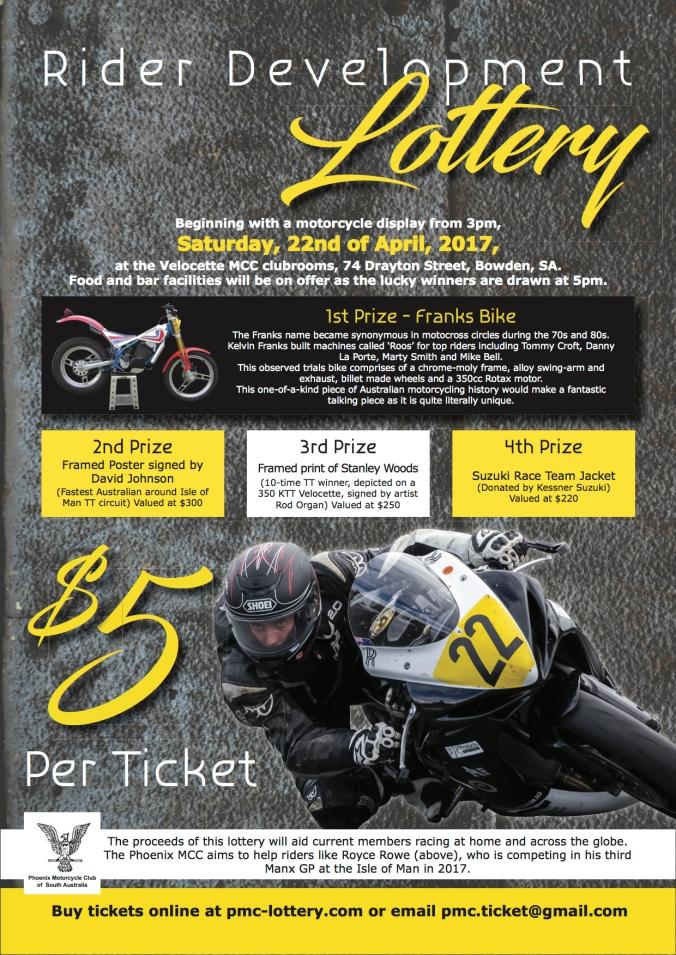 Rider Development Lottery jpg version